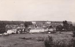 CREUTZWALD - MOSELLE - (57) - PEU COURANTE CPSM DENTELÉE DE 1954. - Creutzwald