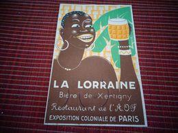 XERTIGNY BIERE VOSGES LA LORRAINE - Xertigny