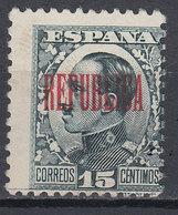 Locales Rep�blicanos Barcelona 1931 Edifil 10 (*) Mng - Republikeinse Uitgaven
