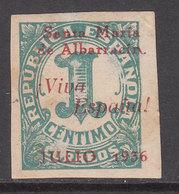 Locales Patri�ticos Santa Maria De Albarrac�n 1936 Edifil 1 (*) Mnh - Emissions Nationalistes