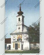 A 2402 HASLAU - MARIA ELLEND, Wallfahrtskirche, Postablage, Kl. Durchschlag - Bruck An Der Leitha