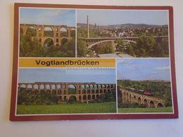 D172790 Vogtland  Vogtlandbrücken - Vogtland