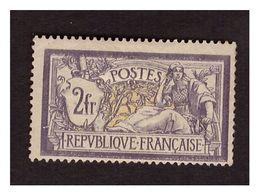 MERSON N° 122 Chre - Francia