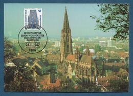 Berlin 1987  Mi.Nr. 794 A , Freimarken Sehenswürdigkeiten (I) - Maximum Card - Erstausgabetag Berlin 6.Nov.1987 - [5] Berlijn