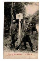 Camp De Bois L'Evêque (Sexey Aux Forges) (54) - On Ne Passe Pas - Other Municipalities