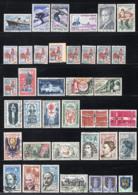 FRANKRIJK Yt. 1325 -1367 Gestempeld Jaar 1962 - Gebruikt