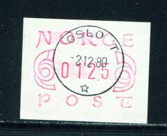 NORWAY - 1980 Frama 125o Used As Scan - Norwegen