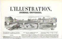 GRAVURES  PORTRAITS MRS BUCHEZ / C. THOMAS / CASATI / BONAPARTE ... ELECTIONS DE   1848- - Prints & Engravings