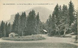 Chartreuse; Le Col De Porte Et Chamechaude - Non Voyagé. (Martinotto Frères - Grenoble) - Chartreuse