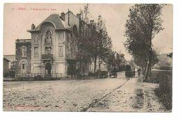 TOUL (54) - L'Avenue De La Gare - Toul