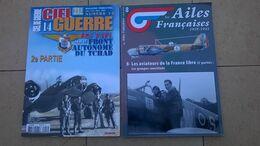 LOT 2 REVUES AVIATION FRANCE 39 / 45 WW 2 - 1939-45