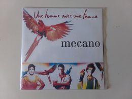 """45 T  Mecano """" Une Femme Avec Une Femme + Mujer Contra Mujer """" - Vinyl-Schallplatten"""