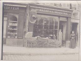 Photo Originale  [76] Seine Maritime > Fécamp Grand Bazar De L'industrie Morel Rue Alexandre Legros Ref 963 - Fécamp