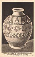 Irak Iraq Babylone Vase Empire Neo Babylonien Histoire Carte Pedagogique Nathan Cpa - Irak