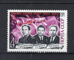 RUSLAND Yt. 3772 MH* 1971 - 1923-1991 USSR