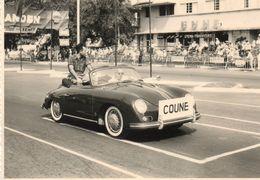 GRAND  PRIX  DE  LEOPOLDVILLE    FOTOKAART - Automobiles