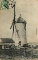 La Montagne * 1907 * Le Moulin à Vent * Molen - La Montagne