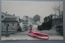 SCHAERBEEK : PETITE RUE AU BOIS - Le Passage à Niveau Avant 1906 - Schaarbeek - Schaerbeek