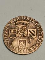 Liard, Spanish Netherland Namur, Philip V Of Bourbon - [ 1] …-1795 : Période Ancienne