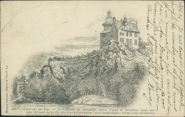 43 VOREY / Le Chateau De Margeaix - Gravure / - France