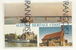 Royaume-Uni. Suffolk Heritage Coast - Angleterre