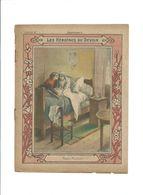 HÉROÏNES Du Devoir Marie Mathieu Léontine Nicole Didactique Protège-cahier Couverture 220 X 175 Bien 3 Scans RARE - Schutzumschläge