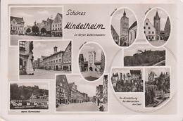 D-87719 Mindelheim - Mittelschwaben - Alte Ansichten - Mindelheim