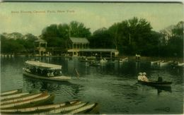 NEW YORK - BOAT HOUSE CENTRAL PARK - EDIT THE LEIGHTON & VALENTINE - 1910s (BG9311) - New York City