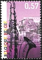 D - [154403]TB//**/Mnh-Belgique 2003 - N° 3193, This Is Belgium, Saxophone, Citadelle De Dinant, Instruments De Musique, - Musik