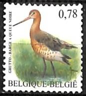 D - [154651]TB//**/Mnh-Belgique 2006 - N° 3502, Barge à Queue Noire, Buzin, Oiseau, SNC - Belgio