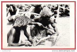 CPSM VANUATU   Nouvelles Hébrides ( Tir à L' Arc   Format CPA - Vanuatu