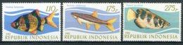 INDONESIE: ZB 1171/1173 MNH** 1983 Tropische Vissen - Indonesia