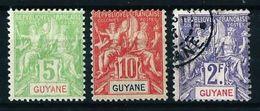 Guayana (Francesa) Nº 43/... Cat.18€ - French Guiana (1886-1949)
