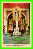STE ANNE DE BEAUPRÉ, QUÉBEC - LA STATUE MIRACULEUSE -  THE PHOTOGELATINE ENGRAVING CO LTD - - Ste. Anne De Beaupré