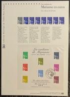 France - Document Philatélique - Premier Jour - FDC - YT Bloc N° 67 - Marianne - 2002 - 2000-2009