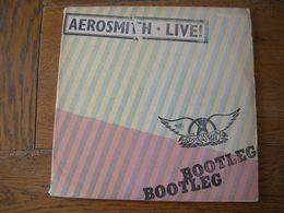 "33 Tours 30 Cm - AEROSMITH  - CBS 88325  "" BOOTLEG "" 16 TITRES ( 2 DISQUES ) - Vinyl-Schallplatten"