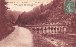 Rochetaillée       42         Route Du Barrage Et Les Vannes Du Pas Du Riot    (voir Scan) - Rochetaillee