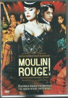 Dvd Moulin Rouge - Musicalkomedie