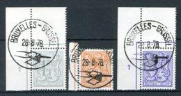 (B) 1902/1904 MNH** FDC 1978 - Cijfer Op Heraldieke Leeuw - Belgium