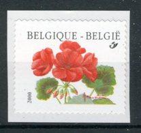 (B) 2850 MNH** 1999 - Pelargonium. - Belgium