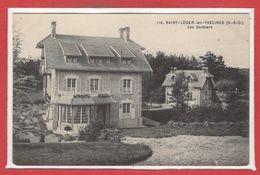 78 - SAINT LEGER En YVELINES -- Les Sorbiers - St. Leger En Yvelines