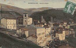 Rochetaillée       42         Route Du Bessat     (voir Scan) - Rochetaillee