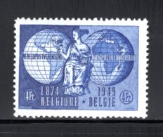 812 MNH 1949 - 75e Verjaardag Van De Wereldpostunie. - Belgio