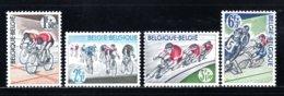 1255/1258 MNH 1963 - Olympische Spelen 1964 In Tokio. - Belgium