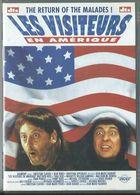 Dvd Les Visiteurs En Amerique - Comedy