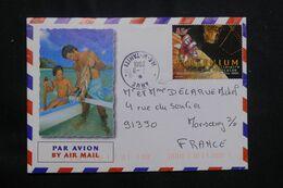 POLYNÉSIE - Enveloppe Touristique De Arue En 2001 Pour La France - L 65933 - Polynésie Française
