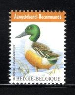 4537 MNH 2015 - Vogels Zegel Voor Aantekenport - Belgium