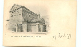 86* POITIERS Temple St Jean - Poitiers