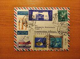 EX-PR- 20-07-128 AVIA LETTER FROM ALEXANDRIA,EGIPT TO TRAUNKIRCHEN, AUSTRIA . - Covers & Documents