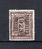 PRE69B MNH** 1923 - BRUXELLES 1923 BRUSSEL - Precancels